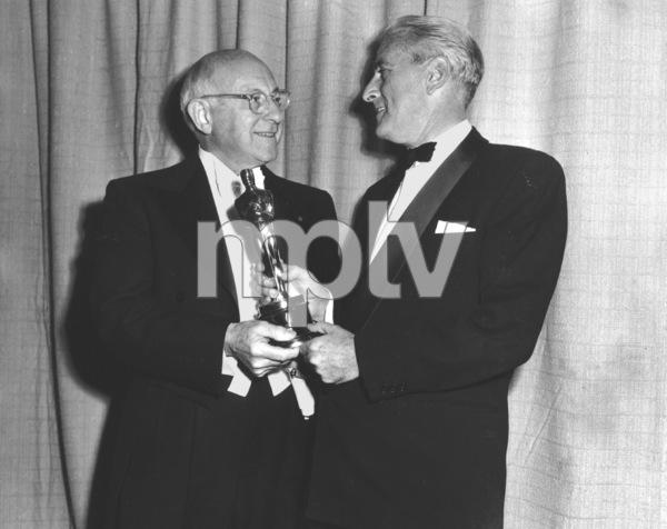 Cecil B. DeMilleAcademy Awards: 26th Annual, 1954.**I.V. - Image 17172_0024