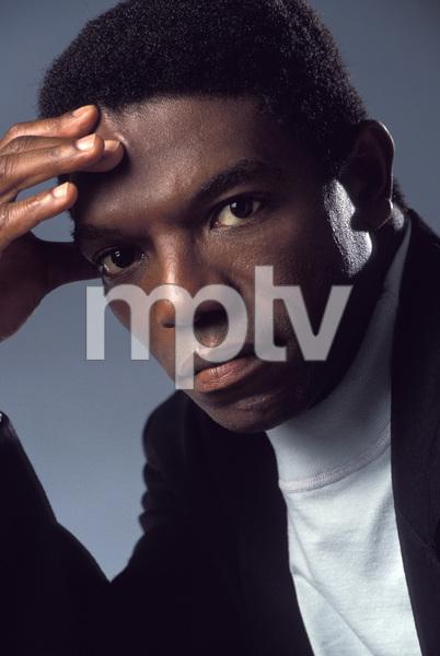 """""""Cop Rock""""Vondie Curtis-Hall1990 © 1990 Mario Casilli - Image 17202_0009"""