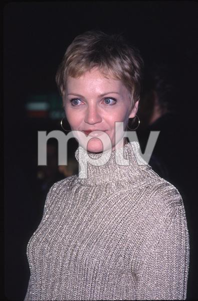 """""""Contender, The"""" Premiere.Joan Allen.  10/5/00. © 2000 Glenn Weiner - Image 17245_0003"""