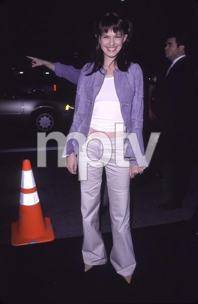 """Contender, The"" Premiere.Kathryn Morris.  10/5/00. © 2000 Glenn Weiner - Image 17245_0006"