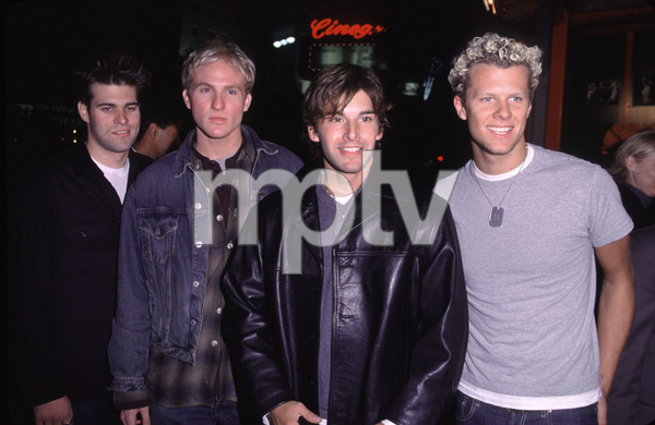 "4 Now Group""Blair Witch 2: Book Of Shadows"" Premiere, 10/23/00. © 2000 Glenn Weiner - Image 17270_0013"