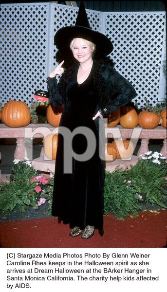 Caroline RheaDream Halloween 2000, 10/29/00. © 2000 Glenn Weiner - Image 17275_0102