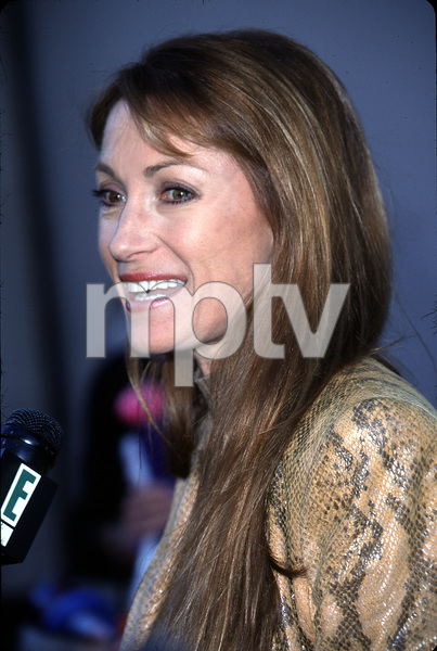 Jane SeymourDesigner Garage Sale Super Saturday L.A., 11/18/00 © 2000 Glenn Weiner - Image 17320_0007