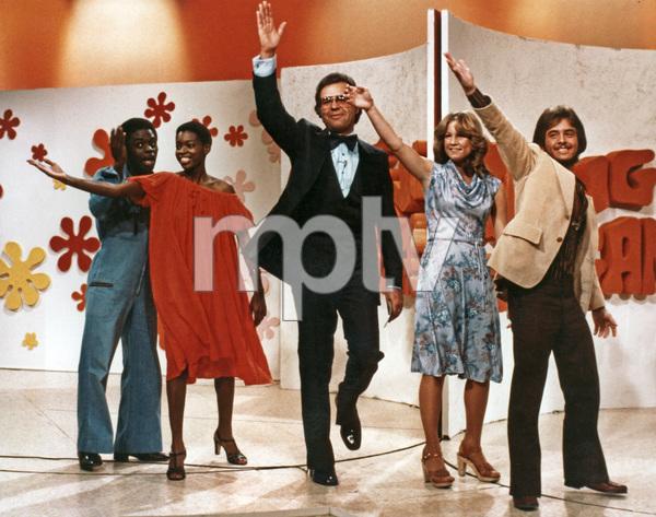 """The Dating Game""Host Jim Langecirca 1973 - Image 1733_0001"