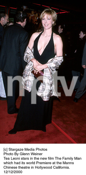 "Tea Leoni""Family Man, The"" Premiere, 12/12/00. © 2000 Glenn Weiner - Image 17355_0102"