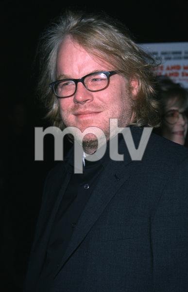 "Phillip Seymour Hoffman""State And Main"" Premiere, 12/18/00. © 2000 Scott Weiner - Image 17394_0003"