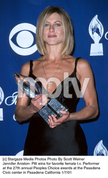"""Jennifer Aniston-Pitt""""People"""