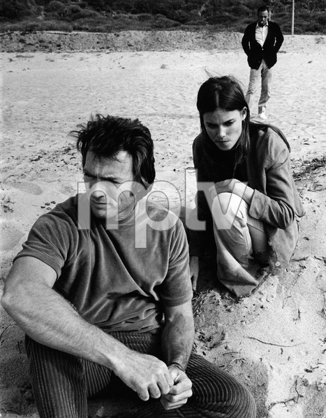 """""""Breezy""""Director Clint Eastwood, Kay Lenz, William Holden1973 Universal Pictures © 1978 David Sutton - Image 1754_0002"""