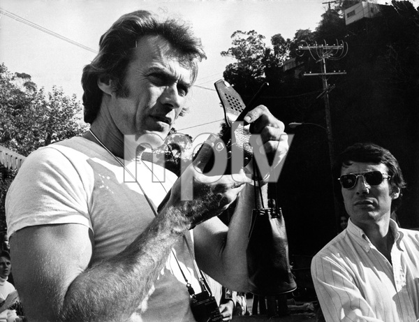 """""""Breezy""""Director Clint Eastwood1973 Universal Pictures © 1978 David Sutton - Image 1754_0006"""