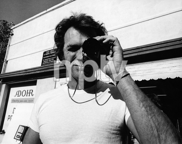 """""""Breezy""""Director Clint Eastwood1973 Universal Pictures © 1978 David Sutton - Image 1754_0009"""