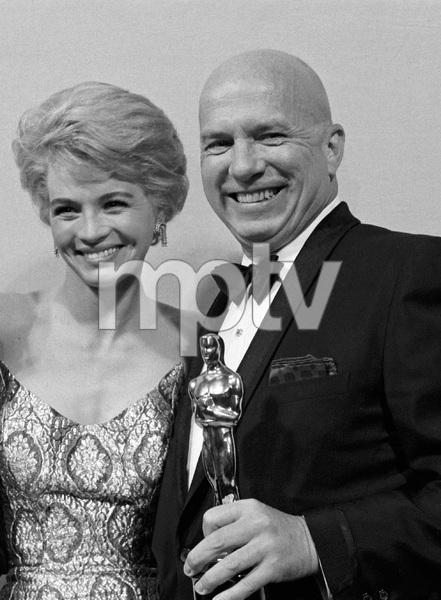"""The 32nd Annual Academy Awards""Angie Dickinson, Jimmy Van Heusen1960 © 1978 Bernie Abramson - Image 1757_0055"