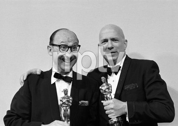 """The 32nd Annual Academy Awards""Sammy Cahn, Jimmy Van Heusen1960 © 1978 Bernie Abramson - Image 1757_0056"