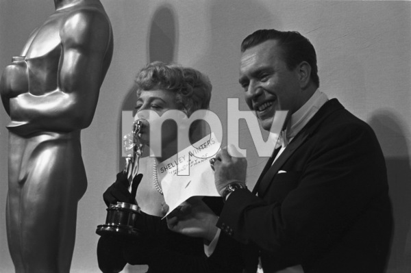 """""""The 32nd Annual Academy Awards""""Shelley Winters 1960© 1978 David Sutton - Image 1757_0060"""