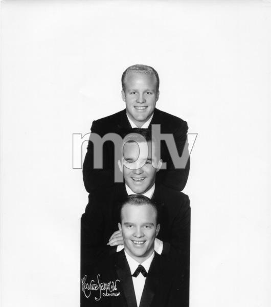 The Crosby BoysPhilip, Dennis, Lindsay7/25/60 © 1978 Maurice Seymour - Image 17587_0002