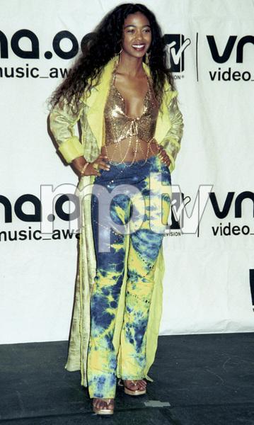 Ananda LewisMTV Video Music Awards: 2000 © 2000 Ariel Ramerez - Image 17591_0161