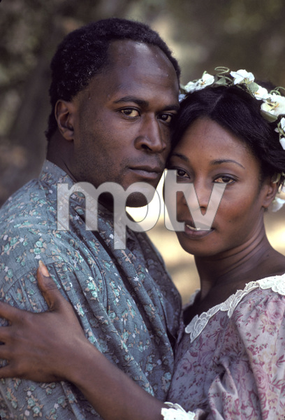 """Roots""John Amos, Madge Sinclair1977** H.L. - Image 17658_0033"