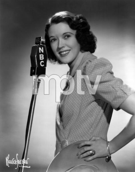 Fran Allisonc. 1947. © 1978 Maurice Seymour - Image 17691_0003