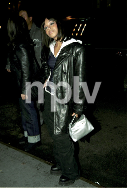 NSYNC Reception  Party in New York, 2000.Lisa Lopes. © 2000 Ariel Ramerez - Image 17704_0100
