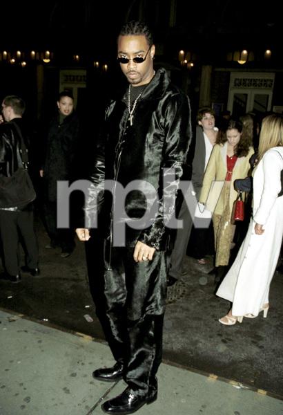 NSYNC Reception Party in New York, 2000.Montel Jordan © 2000 Ariel Ramerez - Image 17704_0101