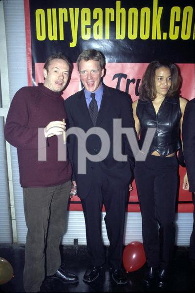 Jared Harris, Anthony Michael HallOuryearbook.com  Party,  2000. © 2000 Ariel Ramerez - Image 17706_0101
