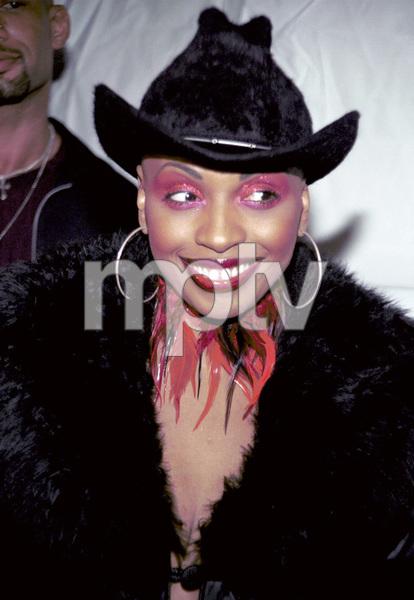 Janice RobinsonOXYGEN Launch Party, New York,  2000. © 2000 Ariel Ramerez - Image 17707_0104