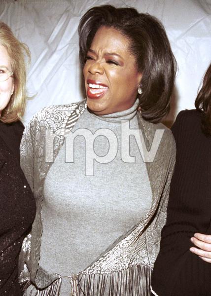 Oprah WinfreyOXYGEN Launch Party, New York,  2000. © 2000 Ariel Ramerez - Image 17707_0106