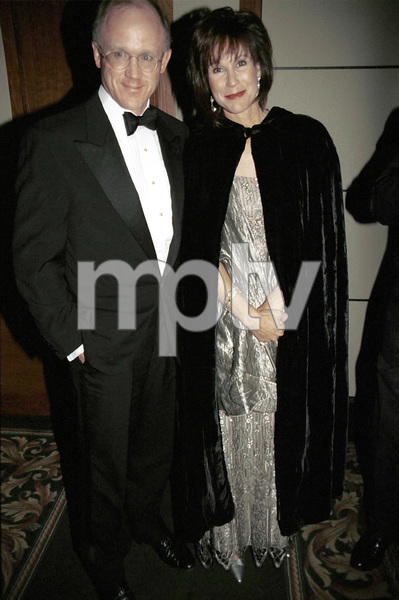 New York Jets owner with wife.Public Theater 2000. © 2000 Ariel Ramerez - Image 17711_0108