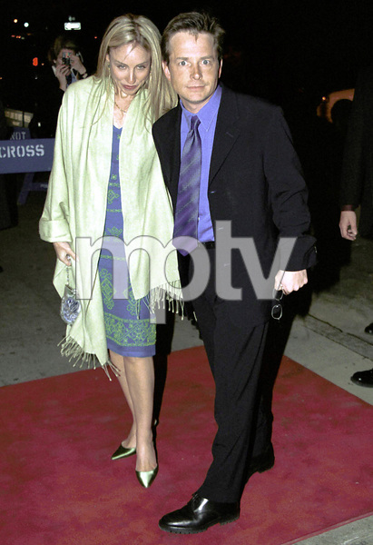 Tracy Pollan, Michael J. Fox Rainforest Alliance Benefit  2000. © 2000 Ariel Ramerez - Image 17712_0101