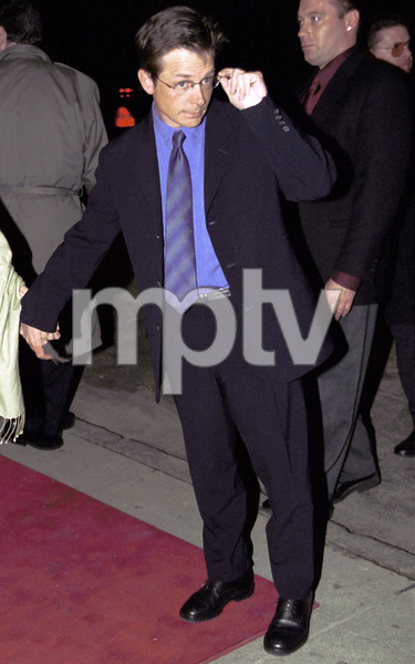 Michael J. Fox Rainforest Alliance Benefit  2000. © 2000 Ariel Ramerez - Image 17712_0103