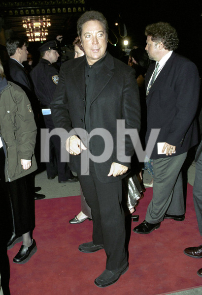 Tom JonesRainforest Alliance Benefit  2000. © 2000 Ariel Ramerez - Image 17712_0106