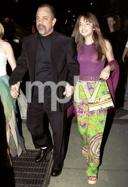 Trish, Billy Joel, Alexa Ray JoelRainforest Alliance Benefit  2000. © 2000 Ariel Ramerez - Image 17712_0108