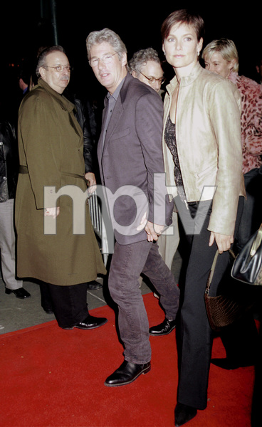"Richard Gere, Carey Lowell""Dr. T. And The Women"" Premiere, 2000. © 2000 Ariel Ramerez - Image 17714_0110"