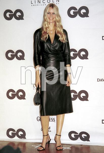 "Claudia Schiffer""GQ"" Men Of The Year Awards: 2000. © 2000 Ariel Ramerez - Image 17871_0148"