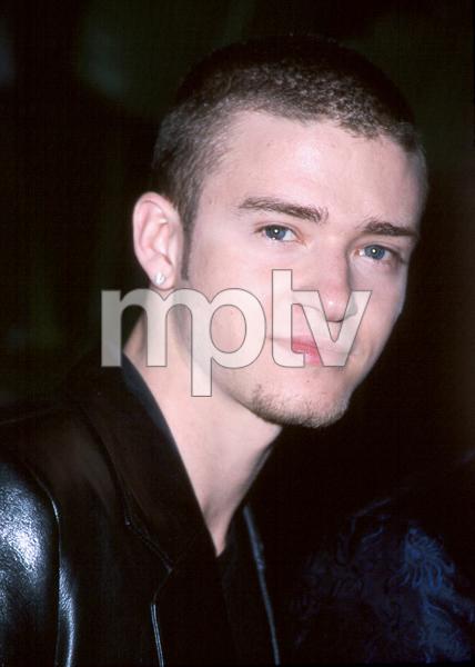 Caption: © Stargaze Media Photos Photo By Glenn WeinerJustin Timberlake at the Clive Davis Pre Grammy Party Gala 2/20/01 - Image 17875_0117