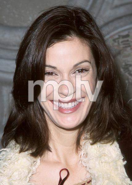 Caption: © Stargaze Media Photos Photo By Scott WeinerTeri Hatcher at the Premiere of LAdy and the Tramp 2 Scamp