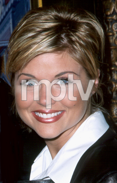Caption: © Stargaze Media Photos Photo By Glenn WeinerTiffani Amber Thiessen attends the Premiere of Lady and the Tramp 2 Scamps Adventure 2/18/01 - Image 17877_0131