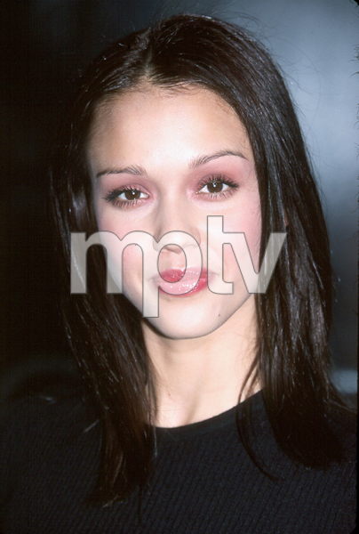 Caption: © Stargaze Media Photos Photo By Glenn WeinerJessica Alba at the 3rd annual t.v. guide awards wins of breakout actress in a new series for Dark Angel 2/24/01 - Image 17891_0118