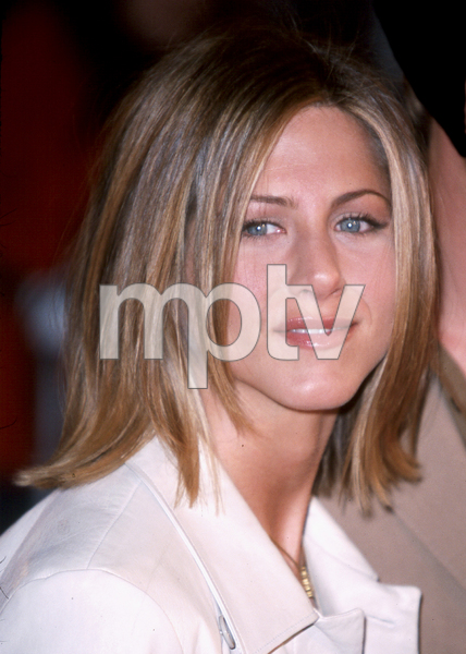 Caption: © Stargaze mEdia Photos Photo By Glenn WeinerJennifer Aniston Pitt at the Premiere of The Mexican in Westwood Ca. 2/23/01 - Image 17892_0104