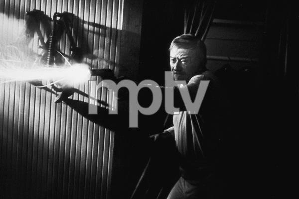 """The Shootist,"" John WayneParamount 1976. © 1978 David Sutton - Image 1797_0002"