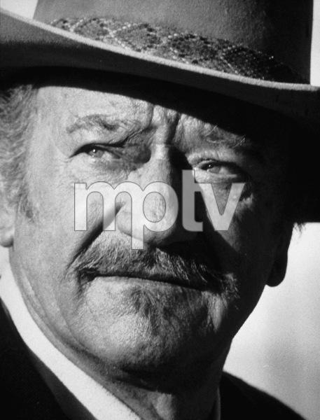 """The Shootist,"" John WayneParamount 1976. © 1978 David Sutton - Image 1797_0003"