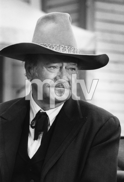 """The Shootist""John Wayne1976 Paramount© 1978 David Sutton - Image 1797_0006"