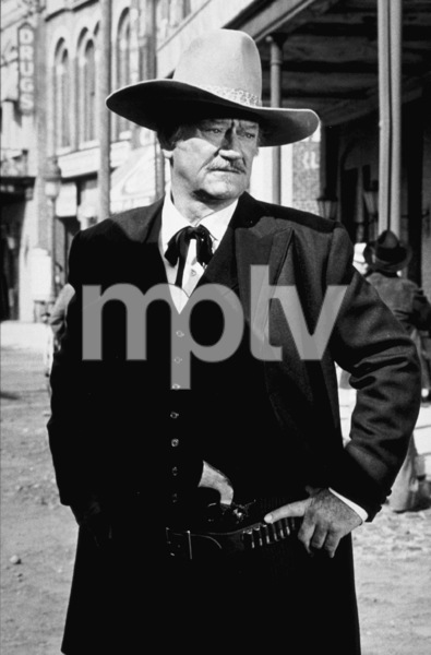 """The Shootist,"" John WayneParamount 1976. © 1978 David Sutton - Image 1797_0008"