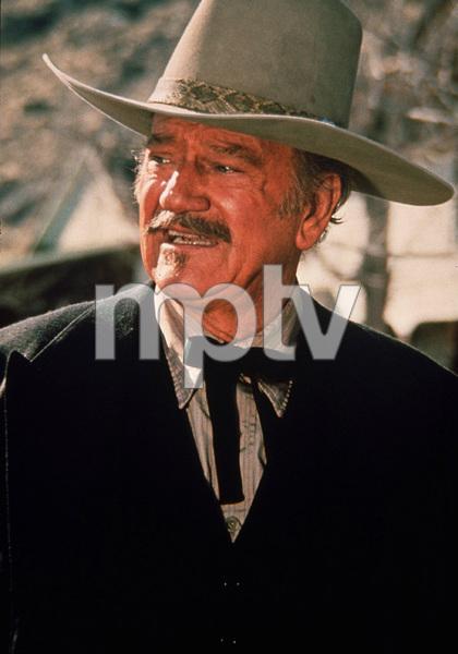 """The Shootist,"" John WayneParamount 1976. © 1978 David Sutton - Image 1797_0024"