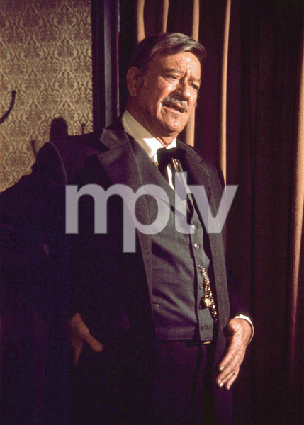 """The Shootist,"" John WayneParamount 1976. © 1978 David Sutton - Image 1797_0025"