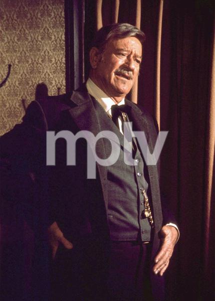 """The Shootist,"" John WayneParamount 1976. © 1978 David Sutton - Image 1797_0025"