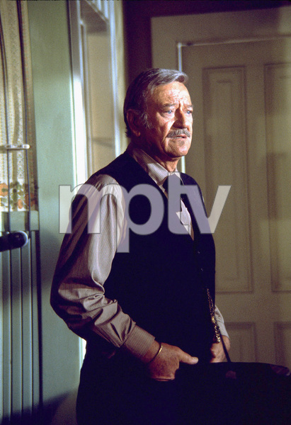 """The Shootist,"" John WayneParamount 1976. © 1978 David Sutton - Image 1797_0026"