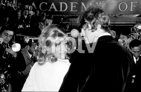 """""""The 38th Annual Academy Awards""""Julie Christie, Don Bessant  1966 © 1978 Bud Gray - Image 1800_0008"""