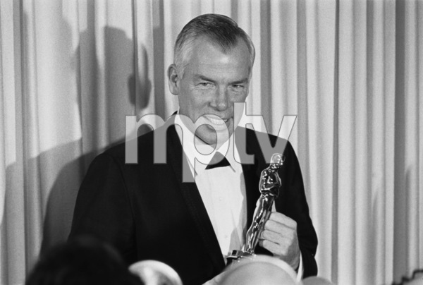 """""""The 38th Annual Academy Awards""""Lee Marvin1966© 1978 Chester Maydole - Image 1800_0034"""