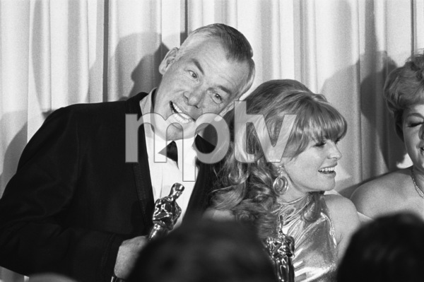 """""""The 38th Annual Academy Awards""""Lee Marvin, Julie Christie, Shelley Winters1966© 1978 Chester Maydole - Image 1800_0035"""