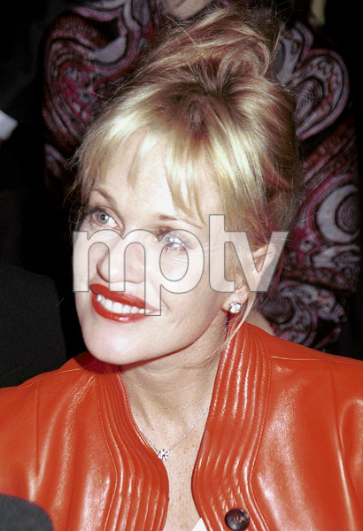 Melanie GriffithNew York Fashion Week, 2000. © 2000 Ariel Ramerez - Image 18002_0100